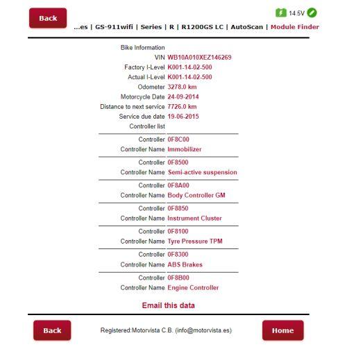 Gs 05 Fault Codes
